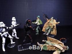 Star Wars Custom 3.75 Battelfront 2 Iden Versio Inferno Squad