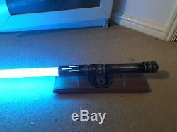 Star Wars Custom 7 Chambers Lightsaber Proffieboard V2.2 Pixel Install