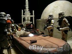 Star Wars Custom Built Tatooine Mos Eisley Moisture Vaporator Prop Diorama