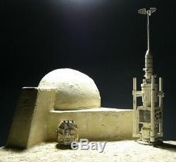 Star Wars Custom Built Tatooine Mos Eisley Moisture Vaporator Prop Diorama V2