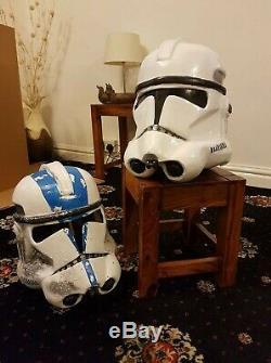 Star Wars Custom Clone Trooper Phase II Helmet