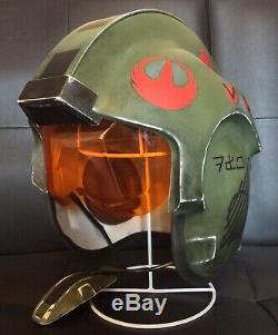 Star Wars Custom Design X-Wing / Xwing Helmet 11 Costume / Prop
