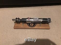 Star Wars Custom Ezra Lightsaber Saberforge Adapt With Proffieboard Tri-Cree BBW