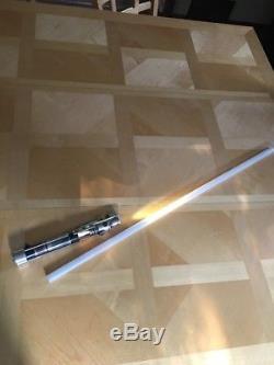 Star Wars Custom Force Unleashed Starkiller Lightsaber Prop Replica