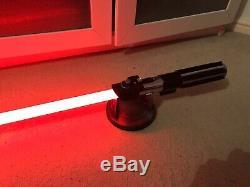 Star Wars Custom Korbanth MPP 2.0 ESB Vader NeoPixel Lightsaber Prizm 5.1