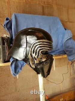Star Wars Custom Kylo Ren Helmet