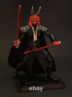 Star Wars Custom Legacy's Darth Wyyrlok Sith Jedi Custom