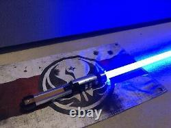 Star Wars Custom Lightsaber Korbanth Kyle Katarn V2 Verso Pixel
