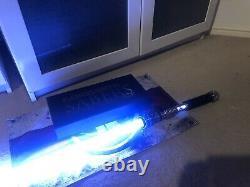 Star Wars Custom Lightsaber Korbanth SK2 Starkiller TFU2 Crystal Chamber Pixel