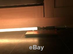 Star Wars Custom Luke lightsaber Roman Probs Balance Proffie V2Pixel Bluetooth