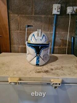Star Wars Custom Made Captain Rex Phase I Helmet