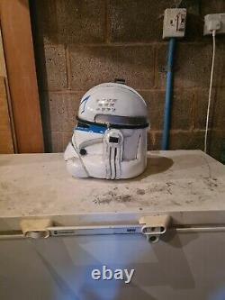 Star Wars Custom Made Captain Rex Phase II Helmet