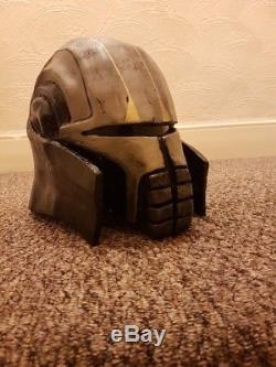 Star Wars Custom Made Darth Starkiller Helmet