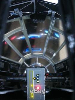 Star Wars Custom Millennium Falcon Ship Cockpit/Hall Diorama Playset Prop 3 3/4