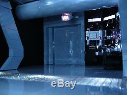 Star Wars Custom Scratch Built Star Destroyer Executor AFT Bridge Diorama Prop