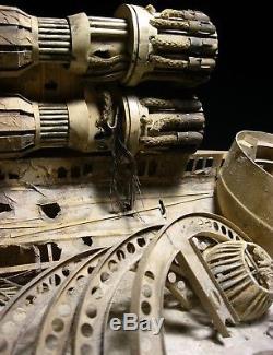 Star Wars Custom Tatooine Mos Eisley Cantina Shipwreck Diorama Playset Prop 118