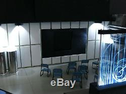 Star Wars Custom Yavin 4 Rebel Base Death Star Briefing Room Diorama Prop Art