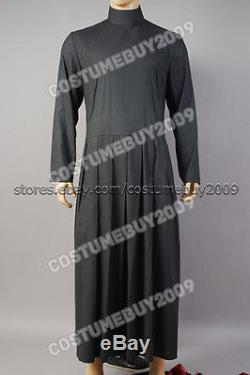 Star Wars Darth Revan Outfit Tunic Cape/Robe/Cloak Cosplay Costume Armor Suit