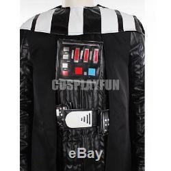 Star Wars Darth Vader Cosplay Costume Custom Made