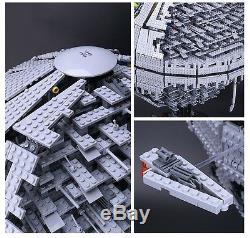 Star Wars Death Star II 10143 Custom Building Blocks Bricks Ultimate 3449 Pcs