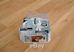 Star Wars Disney Toybox White BOBA FETT (Prototype Armor) Custom Figure