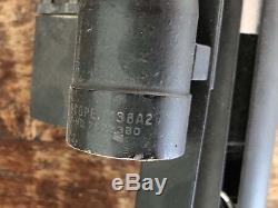 Star Wars E-11 Custom Blaster, Original Hengstler Counter & M38 Tank Scope