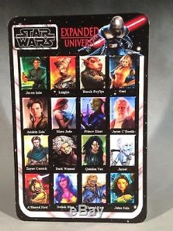 Star Wars Expanded Universe Custom Carded Knights of the Old Republic Jareal