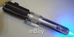 Star Wars Force FX Lightsaber Anakin Skywalker/Force Awakens Lightsaber CUSTOM