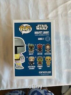 Star Wars Funko Pop Boba Fett Droids SDCC Funko Pop Custom Made