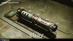 Star Wars Galaxy's Edge Custom Lightsaber YOU CHOOSE Savi's Workshop NEW