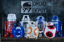 Star Wars Galaxy's Edge Droid Depot Custom Droid BB R Series You Pick July 29th