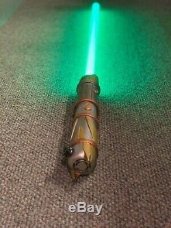 Star Wars Galaxys Edge Custom Lightsaber Savis Workshop Protection and Defense