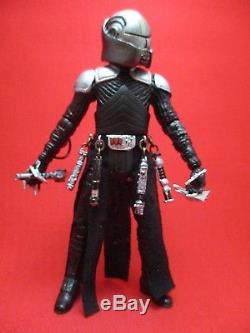 Star Wars HOTH STARKILLER custom action figure 3.75 Sith Force Unleashed