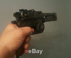 Star Wars Han Solo Luke DL-44 INSPIRED Blaster PROP SciFi Custom Mandalorian