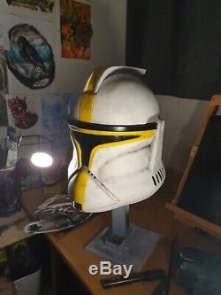 Star Wars Helmet 11 Phase 1 Custom Design Painted Commander Clone Wars