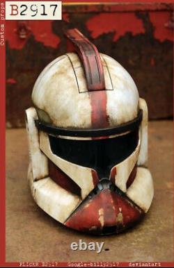 Star Wars Helmets Custom Painting Stormtrooper Clone Trooper X-wing Mandalorian
