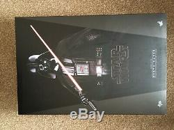 Star Wars Hot Toys Darth Vader ANH Customised 1/6 Figure