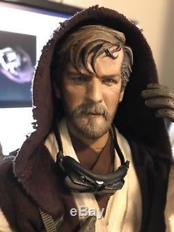 Star Wars Hot Toys Obi Wan Kenobi Ben Sideshow Mythos Custom Ewan Alec