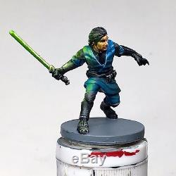Star Wars Imperial Assault Bespin Gambit Premium Custom Painted New Wave PMLW