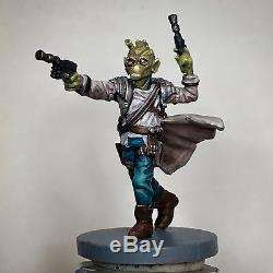 Star Wars Imperial Assault Jabba's Realm Premium Custom Painted Rancor PMLW