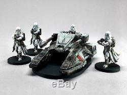 Star Wars Imperial Assault Return to Hoth Premium Custom Painted New Wave PMLW
