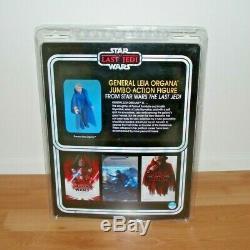 Star Wars Jumbo GENERAL LEIA ORGANA Last Jedi Vintage 12 Gentle Giant Custom