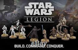 Star Wars Legion Fully Custom Painted Core Set PRE ORDER