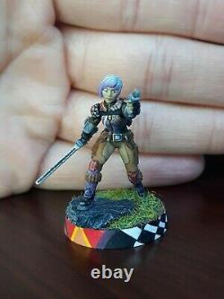 Star Wars Legion Sabine Wren Paint Job, Magnetized Operative Expansion Custom