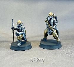 Star Wars Legion Saw Gerreras Rebel Commandos Custom Unit veterans core painted