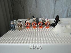 Star Wars Lego Hoth South Entrance Custom Moc Set 29 Figures And Sets