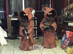 Star Wars Life Size Custom Jawa Prop