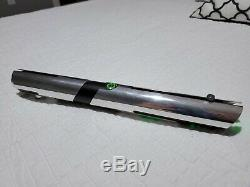 Star Wars Lightsaber Custom Made Features will blow your mind! Crystal Focus 10