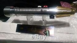 Star Wars Luminara Unduli Custom Lightsaber Igniter 2 Z6 Rgb Led