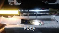 Star Wars Luminara Unduli custom lightsaber Igniter 2 Z6 RGB led YouTube link